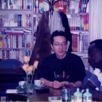 15年前のドンガラさんと私