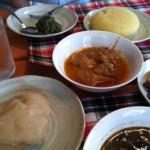 グラスワイン100円!! 超激安隠れ家アフリカレストラン「GOMASABA(ゴマサバ)」