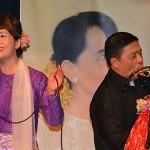 ミャンマーの歌と踊りのイベント@上智大学