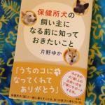 新刊『保健所犬の飼い主になる前に〜』発売!